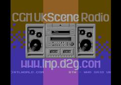 C.G.M. UKScene Radio Intro