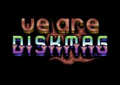 We Are Diskmag