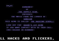 The Hacking Scroll