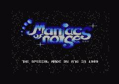 Maniacs Of Noise Special