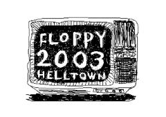 Floppy 2003 Invitation