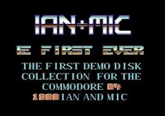 The First Demo Disk Collection
