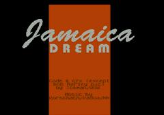 Jamaica Dream