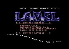 Contact Level 11 (2nd Version)
