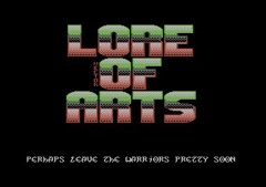 Logo For Lore Of Arts