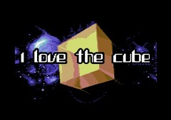 I Love The Cube 85 Percent