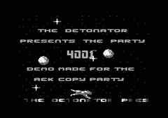 The Party Demo