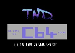 I Love Commodore 64