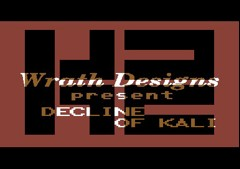 Decline of Kali